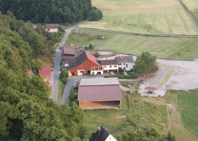 Aktivstall Eiflerhof in Limbach