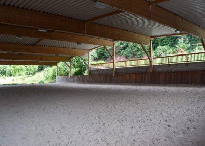 Reithalle Aktivstall Eiflerhof